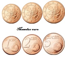 Monedas euro
