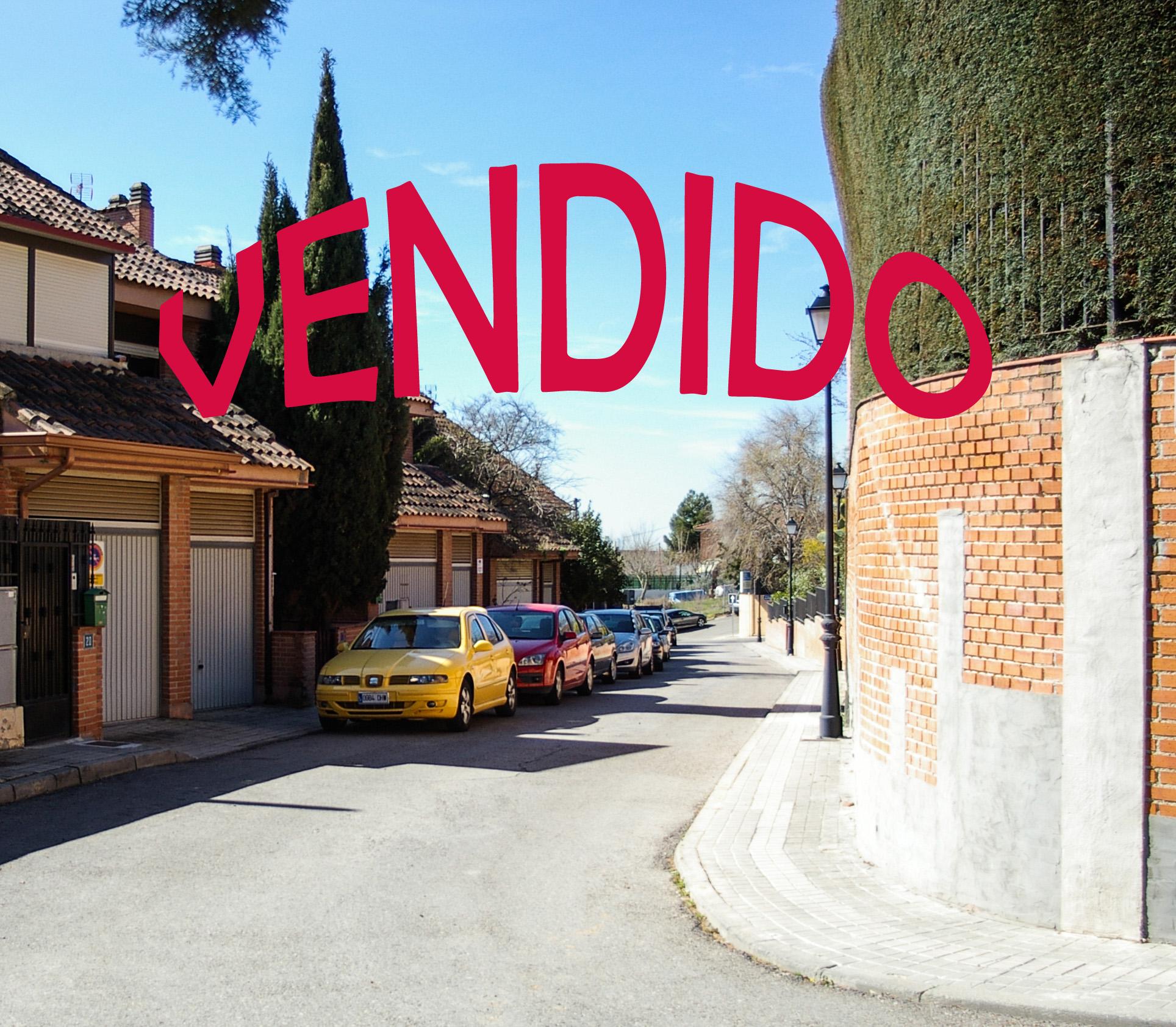 En Cobeña, tu chalet con jardin y vistas