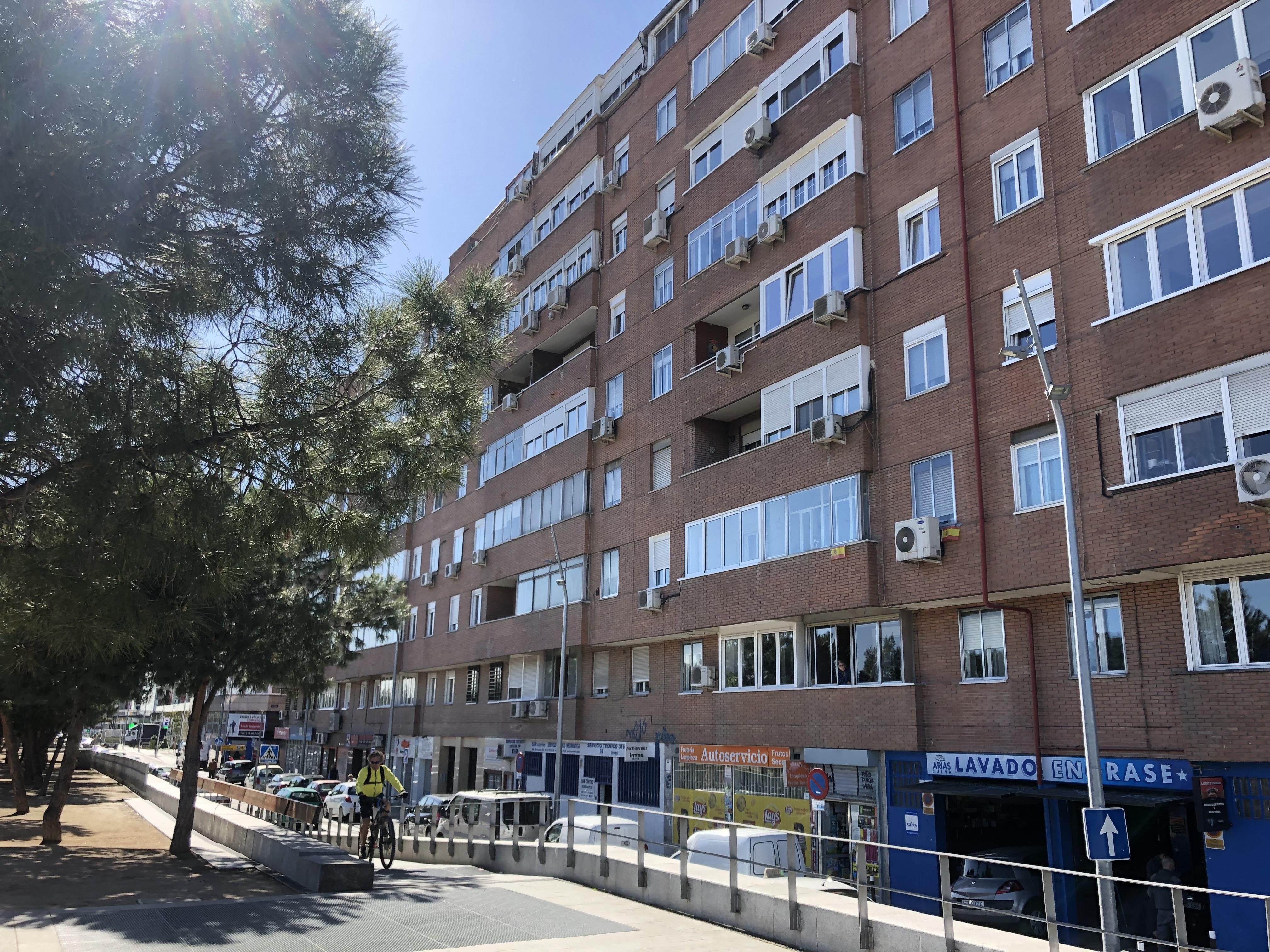Vente a Madrid a un sitio privilegiado…