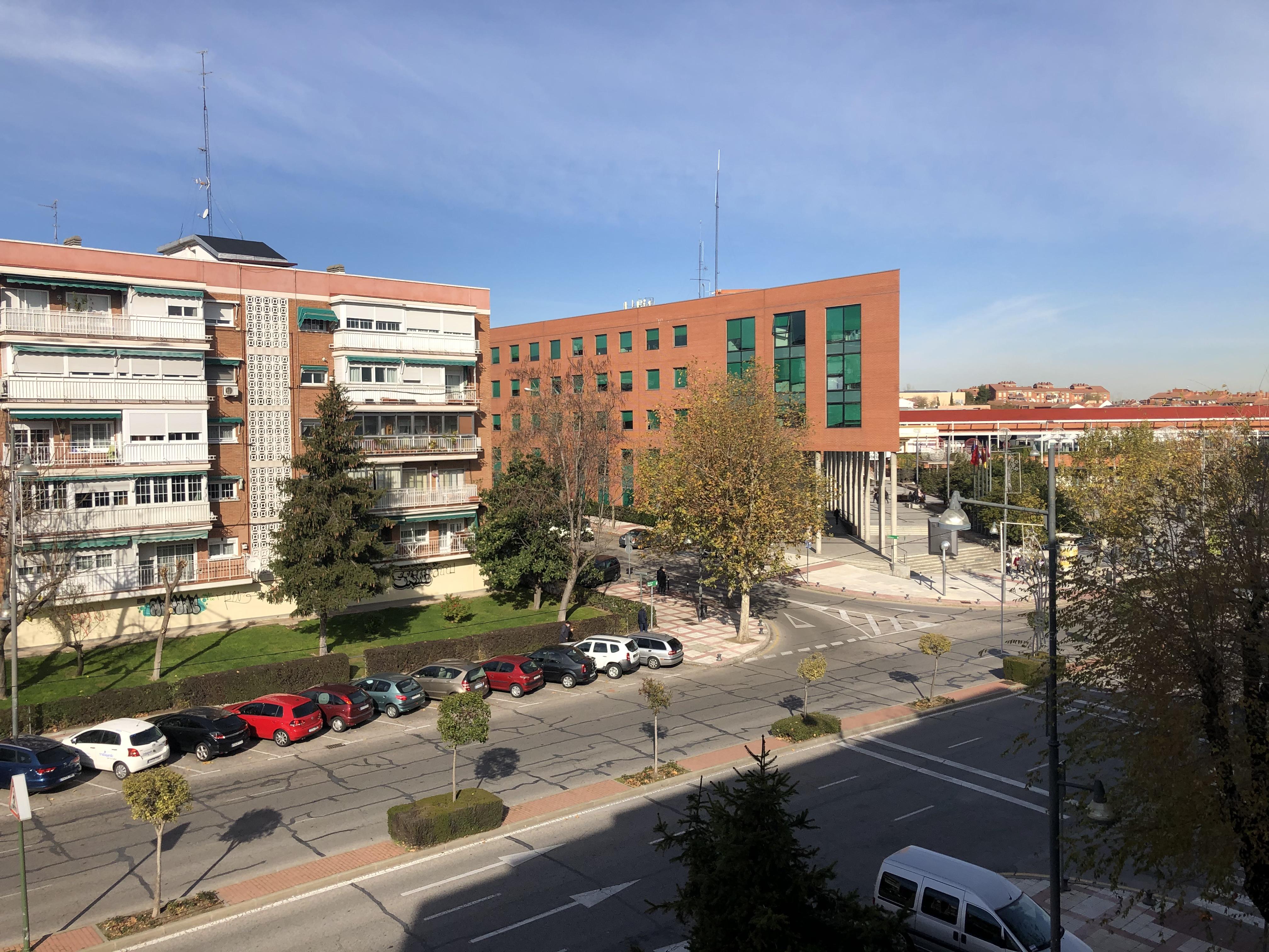 ¡Tu piso en Alcobendas con vistas y ubicación inmejorables!